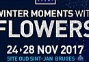 Gagnez un ticket pour Winter Moments with Flowers