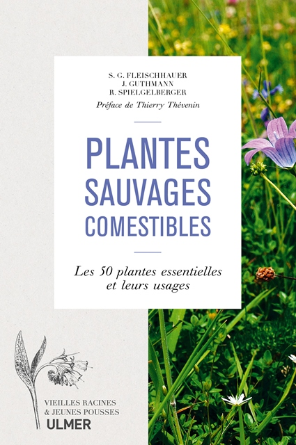 Livre_ plantes sauvages comestibles_www.jardinsetloisirs.be